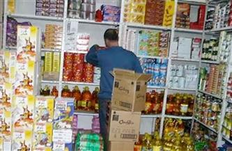 تحرير 130 قضية اتجار غير مشروع بالسلع التموينية خلال يومين
