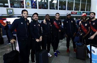 بعثة الأهلي تصل القاهرة بعد الفوز على بطل النيجر