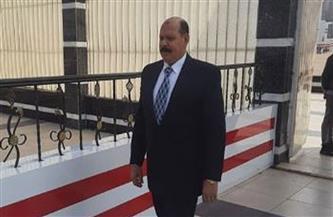 المقاولون ينعى المستشار أحمد بكري رئيس الزمالك المؤقت
