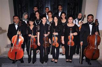 وتريات الإسكندرية وفرقة الأوبرا مع الباليه في احتفالات الكريسماس| صور