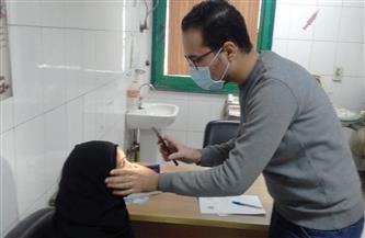 الكشف على 410 مواطنين بقافلة جنوب الوادي الطبية بقرية عزبة حماد بنجع حمادي |صور