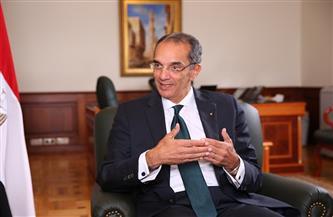 وزير الاتصالات يحدد مجالات التعاون المتفق عليها بين مصر والعراق