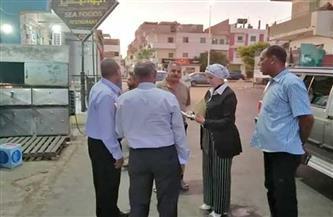 إصابة رئيس مدينة سفاجا في حادث سيارة أثناء زيارة وزير النقل