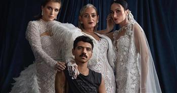 مصمم الأزياء مهند كوچاك: «ارتدى ما يعجبك ولا يهمك كلام الناس»