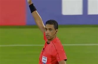 «الجعفري» يدير مباراة النجم الساحلي والمقاولون العرب بتونس