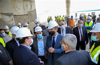 فاروق يتفقد مبنى هيئة البريد بالعاصمة الإدارية الجديدة لمتابعة معدلات الإنشاء