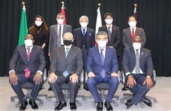 برنامج للتبادل الطلابي بين جامعات من مصر ومالاوي وزامبيا و«هيروشيما» اليابانية | صور