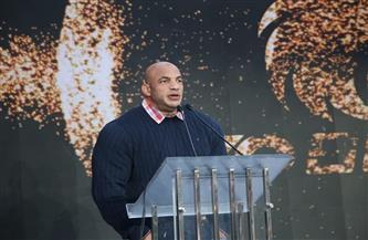 «بيج رامي»: أشعر بالفخر لأني مصري وقيمة النجاح تظهر بعد تكرار الفشل