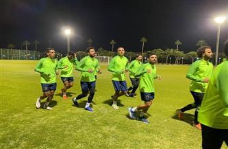 محمود صقر ينتظم في مران سيراميكا