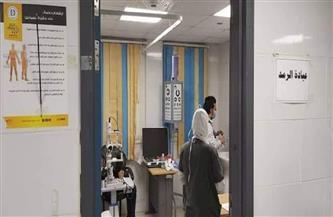 الكشف على 1081 مواطنا خلال قافلة طبية مجانية لجامعة عين شمس بالشلاتين | صور