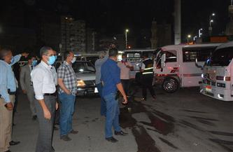 تحرير 497 مخالفة مرورية في حملة على الطرق بالغربية