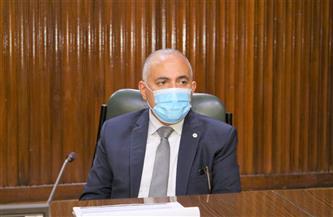 وزير الري يوجه بتطويع خطة البحث العلمي لحل مشكلات المياه| صور