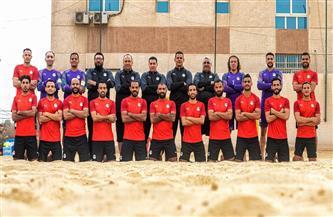 اتحاد الكرة يبحث عودة منتخب الشاطئية بعد ظهور حالات «كورونا»