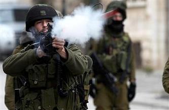 إصابة شابين فلسطينيين برصاص الاحتلال خلال مسيرة مناهضة للجدار والاستيطان