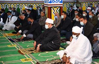 وزير الأوقاف: خيانة الأوطان هي خيانة للأديان  صور