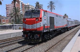 عودة حركة القطارات في الاتجاهين على خط القاهرة الإسكندرية