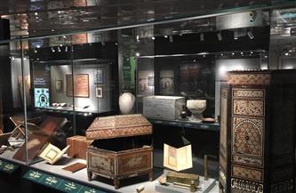 متحف الفن الإسلامي ينظم معرضين بمناسبة مرور ١١٧ عاما على افتتاحه| صور