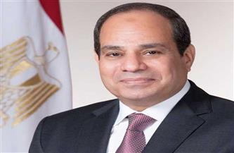 الرئيس السيسي يتفقد أعمال تطوير محاور شرق القاهرة| صور