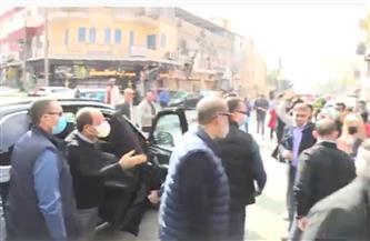 المتحدث الرئاسي ينشر فيديو تفقد الرئيس السيسي لأعمال  تطوير محاور شرق القاهرة