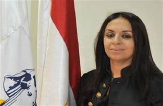 """""""كان داعمًا للمرأة المصرية ومؤمنًا بقدراتها"""".. مايا مرسي تنعى المستشار لاشين إبراهيم"""