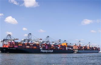 تصدير حاصلات زراعية وفواكه وخضراوات إلى أمريكا و 14 دولة من ميناء دمياط |صور