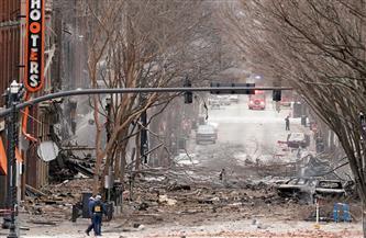 عمدة مدينة ناشفيل: 20 مبنى على الأقل لحقت بها أضرار جراء الانفجار