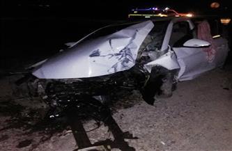 مصرع وكيل نيابة بني مزار في حادث سيارة بالمنيا