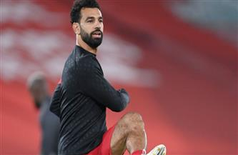 محمد صلاح يقود هجوم ليفربول أمام وست بروميتش