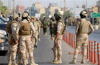 انتشار أمني مكثف عند مداخل المنطقة الخضراء في بغداد