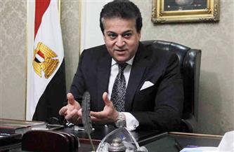 وزير التعليم العالي يحذر من زيادة أعداد إصابات كورونا خلال يناير المقبل