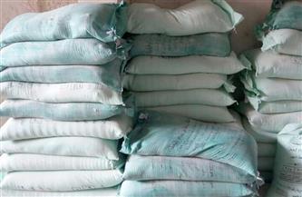 ضبط 4.6 طن دقيق مدعم قبل بيعها في السوق السوداء بالإسكندرية