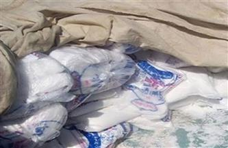 ضبط 10 أطنان ملح طعام فاسد داخل مصنع منتجات ألبان في البحيرة