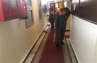 مجلس الدولة يشدد على الالتزام بإجراءات مواجهة «كورونا».. ويجازى 3 موظفين لعدم ارتداء الكمامة