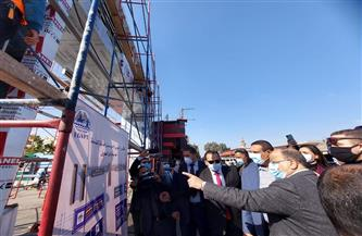 وزير التنمية المحلية: الرئيس السيسي يتابع تفاصيل تطوير مسار العائلة المقدسة بتكلفة 76 مليون جنيه | صور