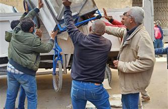 ضبط 70 حالة إشغال وتحرير 39 محضرًا متنوعًا في حملة موسعة بالإسكندرية