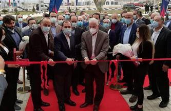 افتتاح أول محطة تموين سيارات بالغاز الطبيعي بمدينة شرم الشيخ | صور
