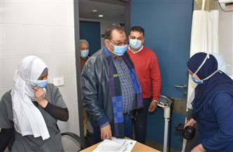 محافظ البحر الأحمر يعلن الكشف الطبي على 2109 من أبناء الشلاتين وحلايب | صور