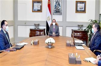 الرئيس السيسي يوجه بالعمل المستمر لمواكبة التطور التكنولوجي المتنامي في مجال الإعلام