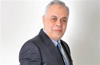 وزيرة الثقافة تشكر أشرف زكي بعد انتهاء مدة رئاسته لأكاديمية الفنون