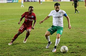 «بيكلي» يسجل الهدف الأول للمقاصة في شباك المصري