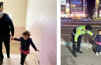 الخدمات الأمنية بالسويس تعيد طفلة ضلت الطريق عن أسرتها