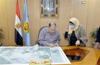 اعتماد المخطط التفصيلي لمدينة أسيوط | صور