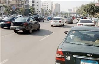 سيولة مرورية في شوارع القاهرة الكبري | فيديو