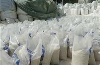 ضبط ٥ أطنان أسمدة زراعية مدعمة قبل بيعها في السوق السوداء بكفر الشيخ