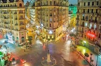 بعد الانتهاء من ميدان التحرير.. البدء في أعمال إضاءة باقي ميادين القاهرة الخديوية