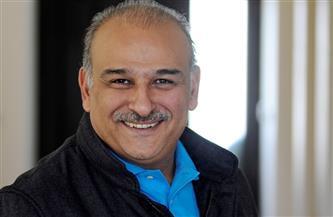 """جمال سليمان يبدأ تصوير """"الطاووس"""" في ستوديو مصر لعرضة في رمضان 2021"""