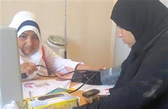 """فحص مليون مواطن ضمن مبادرة """"100 مليون صحة"""" لعلاج الأمراض المزمنة بالمنيا"""