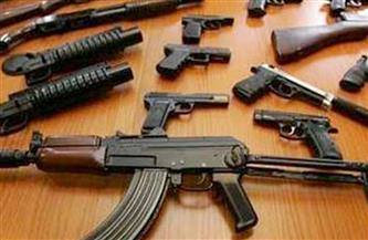 ضبط عاطل لاتجاره وحيازة للاسلحة النارية بالجيزة
