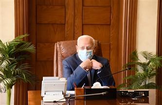 محافظ بورسعيد: غرفة عمليات على مدار الساعة لمتابعة الأحوال الجوية