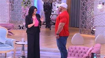 «معكم منى الشاذلي» يكشف حقيقة التفاوض المادي مع بيج رامي للظهور بالبرنامج